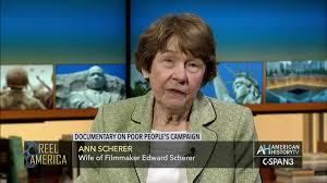 Ann Scherer Interview About [On the Case] | C-SPAN.org
