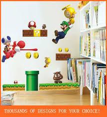 Mario Bedroom Super Mario Brothers Room Decor