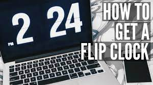 How to Get Flip Clock Screensaver (Mac ...