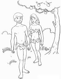 Small Picture adult adam and eve coloring coloring pictures of adam and eve