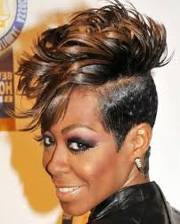 Black Hairstyles Mohawks Glamorous Hair Designs For African American Women African