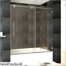 lesscare shower doors shower doors a modern looks luxury tempered glass bathtub shower door lesscare shower doors reviews