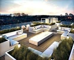 rooftop deck furniture. Plain Deck Roof Deck Furniture Ideas Rooftop Good Decorating For  Decks With Outdoor Sofa   To Rooftop Deck Furniture C