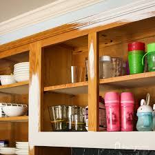 painted brown kitchen cabinets before and after. Learn How To Paint Your Kitchen Cabinets Without Sanding Or Priming. Painting Painted Brown Before And After I