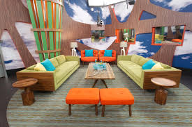 Big Brother: Inside the Colorful, Contemporary Season 16 House | HGTV
