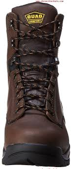 lacrosse quad comfort 8 inch st work boot men s boots winter s