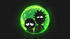 Could someone resize it to 1280x720? 39 Rick And Morty 4k Wallpapers On Wallpapersafari