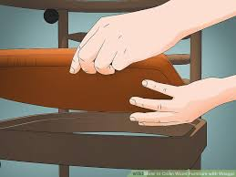 Best way to clean wood furniture Fix Image Titled Clean Wood Furniture With Vinegar Step The Purple Painted Lady Ways To Clean Wood Furniture With Vinegar Wikihow