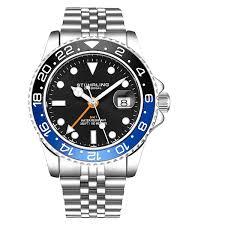 Купить <b>Часы Stuhrling</b> 3968.1 Aquadiver Meridian в Москве, Спб ...
