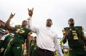 Why Charlie Strong Is Still Coaching Usf