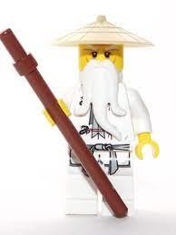 LEGO Ninjago Sensei Wu Minifigure: Amazon.fr: Jeux et Jouets   Lego ninjago,  Visages lego, Idées lego