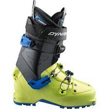 Dynafit Neo Pu Ski Touring Boots Asphalt Limone Men