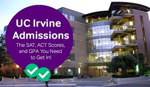 Uc Irvine Admissions The Sat Act Scores And Gpa You Need