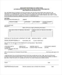 Medical Release Form Sample Beauteous Sample Medical Records Release Forms Kubreeuforicco