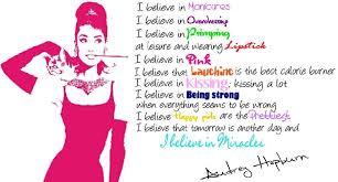 Audrey Hepburn Beauty Tips Quote Best of Beauty Tips Often Quoted By Audrey Hepburn A Woman On Prime Time
