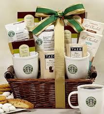 starbucks gourmet coffee gift basket gourmet coffee gift basket
