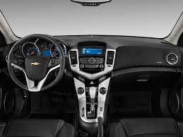 Image: 2011 Chevrolet Cruze 4-door Sedan LTZ Dashboard, size: 1024 ...