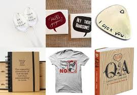 Let's be honest, after being with someone for a couple of years, thinking  up cute and meaningful gift ideas for your other half get's tough.