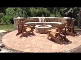 Wonderful Patio With Fire Pit And Pergola New Backyard Cozy Firepit For Modern Design