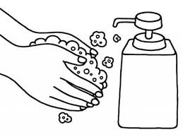 Information about handwashing and hand hygiene. Washing Hands Coloring Pages Best Coloring Pages For Kids