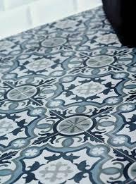 Patterned Porcelain Floor Tiles