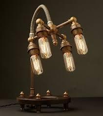 vinic lighting. Vinic Lighting. Industrial Inspired Steampunk-inspired Lighting Uses Energy-efficient Led