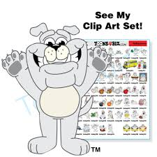 friendly bulldog mascot clipart. Interesting Mascot Bulldog Mascot Clip Art Set In Friendly Clipart I