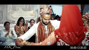 Vid O Mariage Oriental Hk Prod Cameraman Photographe Youtube