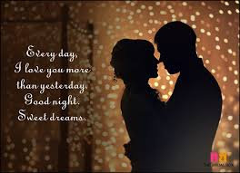 Good Night Love Quotes Magnificent Good Night Love Quotes To Tuck Your Beau In At Night