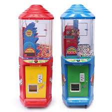 Mentos Vending Machine Extraordinary Lollipop Coinop Gift Vending MachineGuangzhou SQV Amusement
