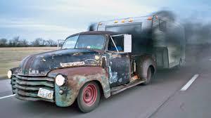 badass diesel turbo rat rod pickup youtube