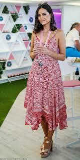 Vicky Pattison smooches beau John Noble at Wimbledon Daily Mail.