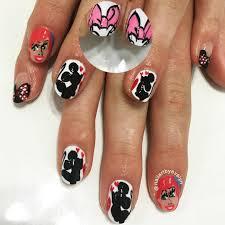 Disney Nail Art Polished Looks By Melissa Mickey Mouse My. Disney ...