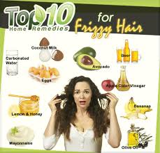 home remes for frizzy hair top 10