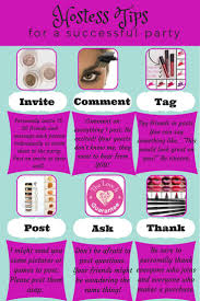 hostess tips for parties