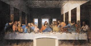 leonardo da vinci painting the last supper by leonardo da vinci