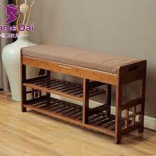 Stunning Sofa Bench With Storage Aliexpress Buy Bamboo Shoe Rack  Organizer Hallway Sofa Bench With Storage15