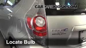 2013 Prius Bulb Chart Tail Light Change 2012 2017 Toyota Prius C 2012 Toyota