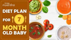 Diarrhoea Diet Chart 7 Months Old Baby Food Chart Along With Recipes