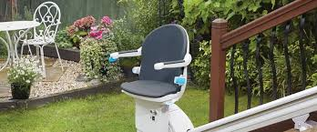 Get an Exterior Stair Lift and Spend More Time Outdoors