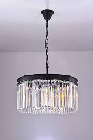 lumos luxury modern crystal chandelier pendant ceiling lamp crystal lighting for
