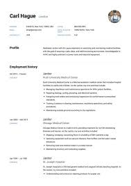 Resume Warehouse Janitor Sample Resume