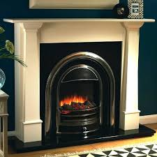 flat wall electric fireplaces fireplace suites caesar 40 linear fireplac