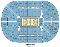 Td Garden Celtics Seat Chart Td Garden Tickets Boston Preferred Seats