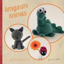 Cute Crochet Patterns Adorable Amigurumi Animals 48 Cute Crochet Patterns Susan Yeates