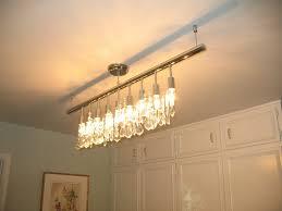 crystal track lighting fixtures light