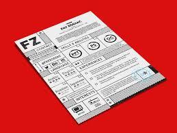 Free Resume Designer Free Stylish Resume Template For Graphic Designer