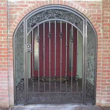 front door gateQuality building construction and welding services in St George