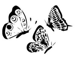 9fb0814c6905edc50490240a1496f476 details about 3 butterflies side view stencil craft,fabric,glass on html templates for ebay listings