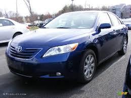 2007 Blue Ribbon Metallic Toyota Camry XLE V6 #5972244   GTCarLot ...